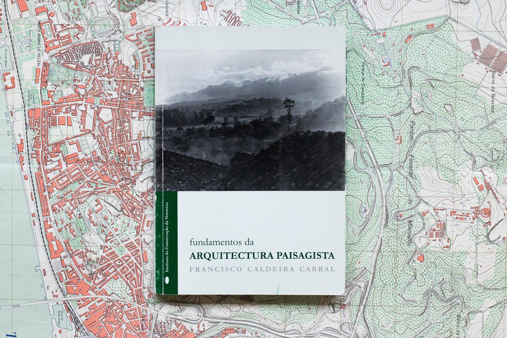 Fundamentos da Arquitetura Paisagista